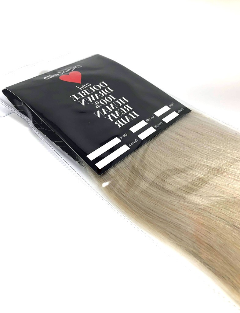 Ash Blonde 60 Tape In Hair Extensions Free Shipping Hair