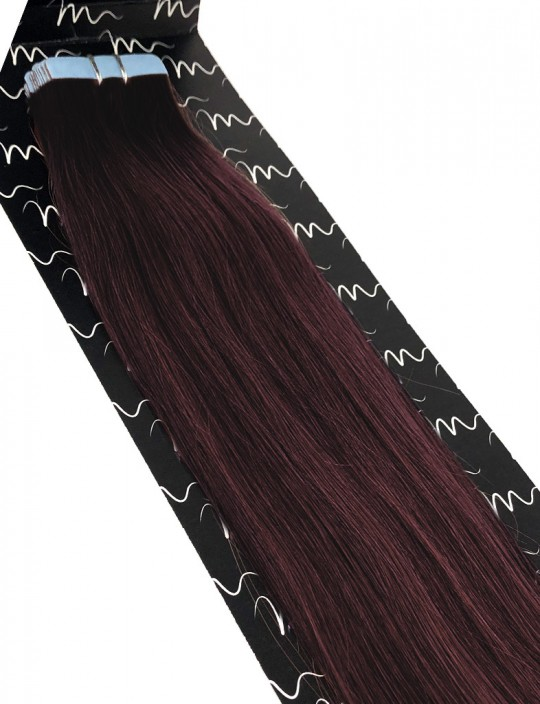 Dark Auburn #33 Tape In