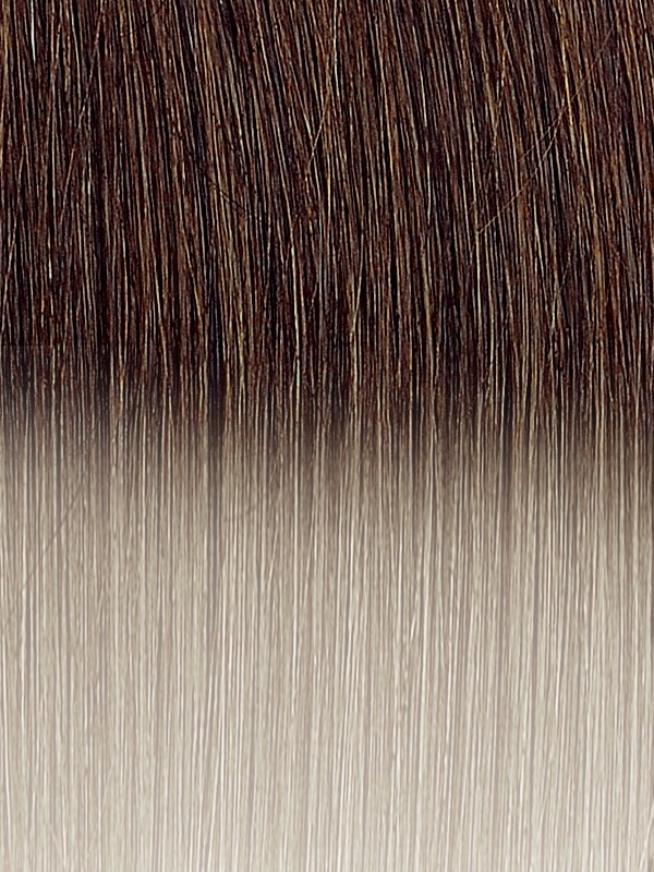 Clip-in Balayage #2  Meets Ash  #60 (190g)