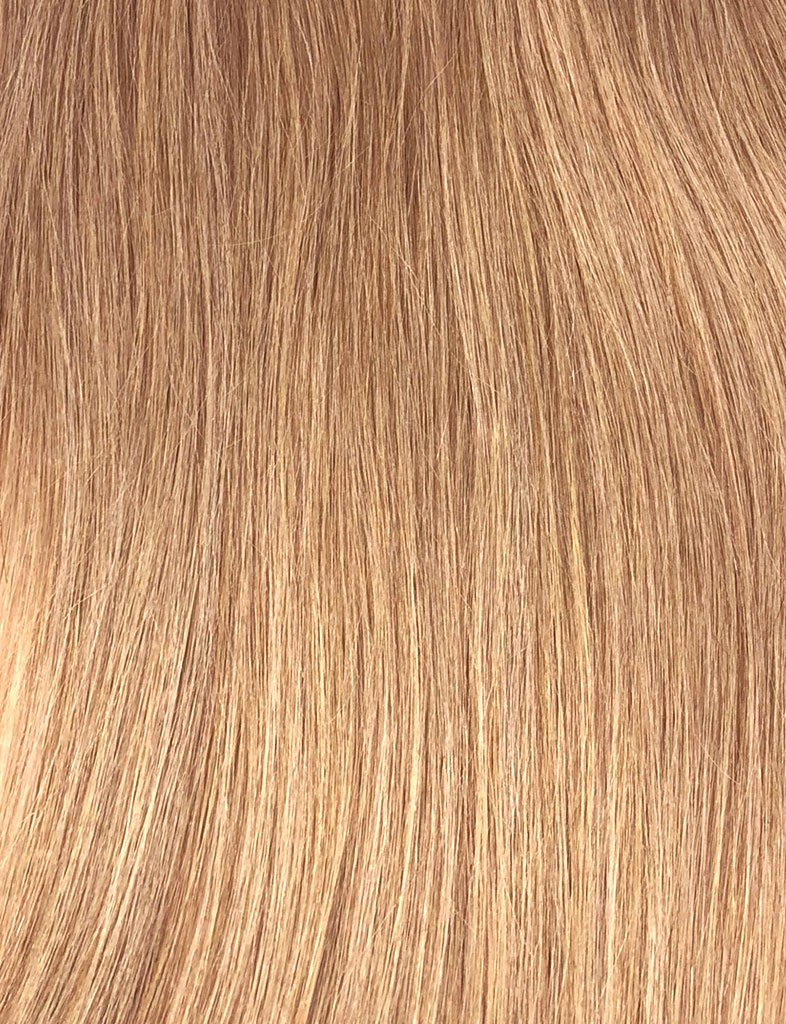 Clip-in Strawberry Blonde #27  (120g)