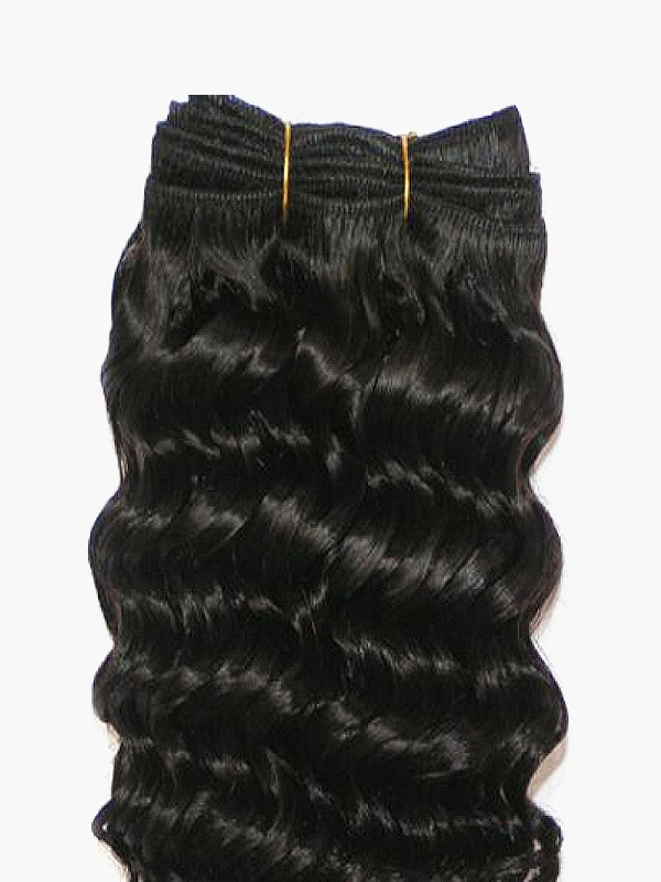Malaysian Virgin Natural Hair Weft  - Loose Wave