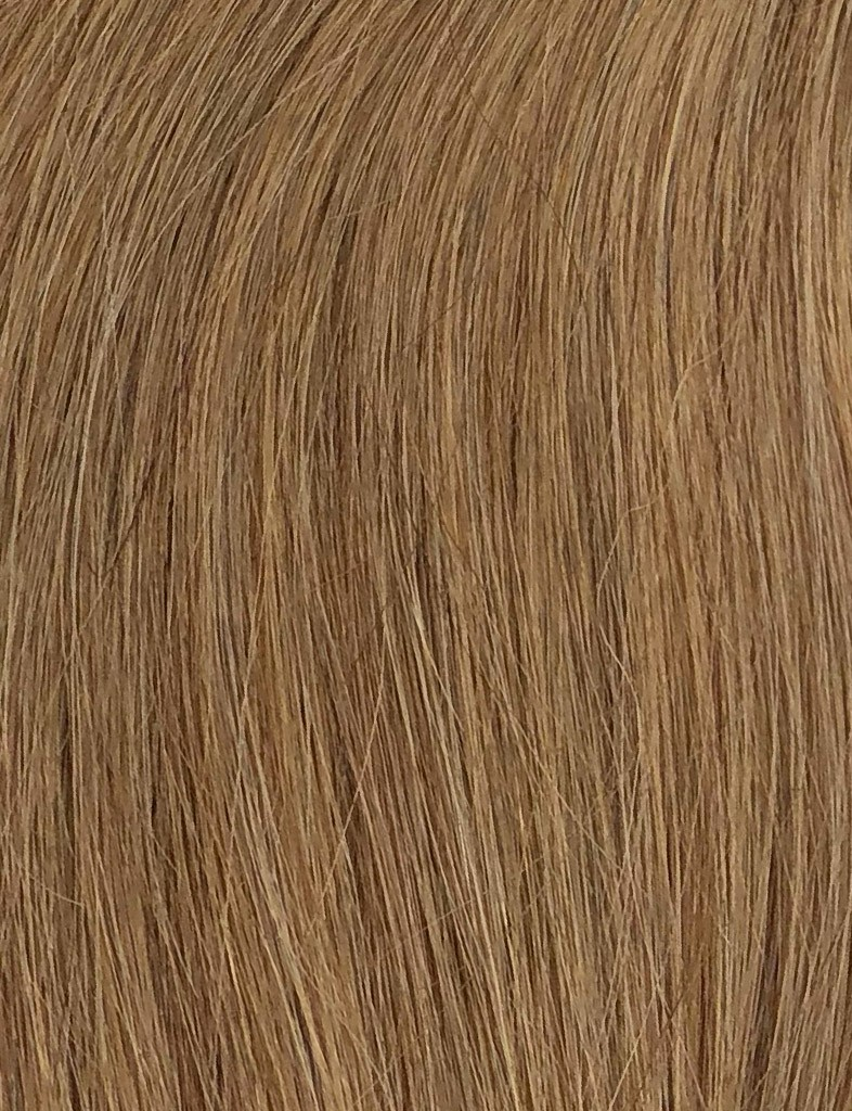 Clip In Hair Extensions Medium Ash Brown 8 120g Hair Extensions