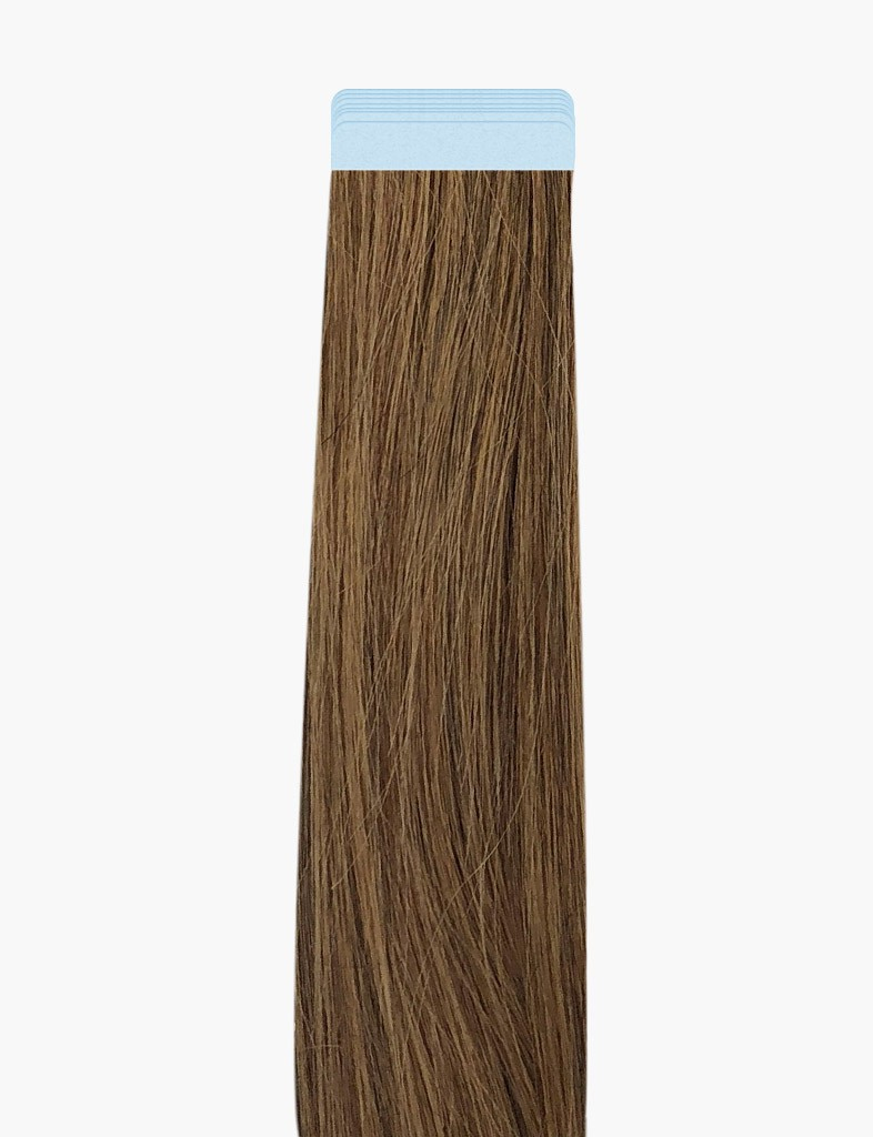 Dark Ash Brown #8 Tape In