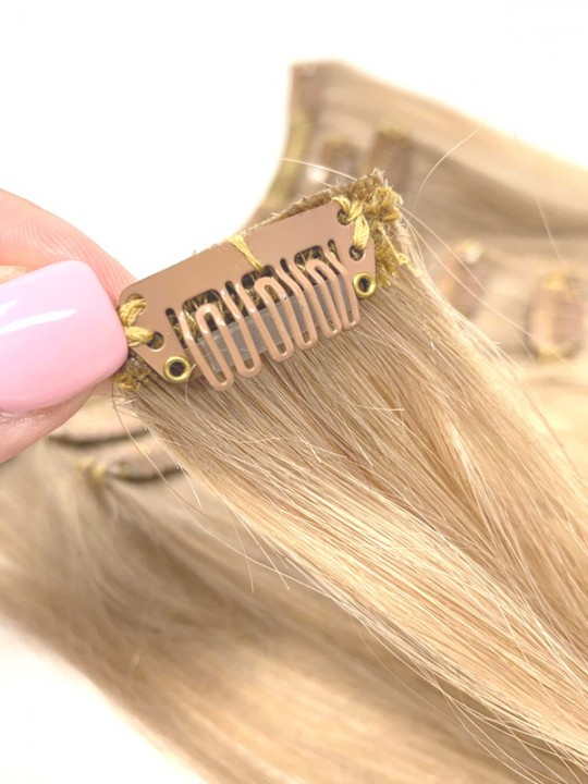 *Free Sample Clip in Weft