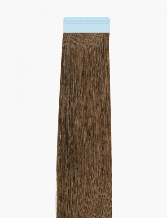 Chestnut Brown #6 Tape In