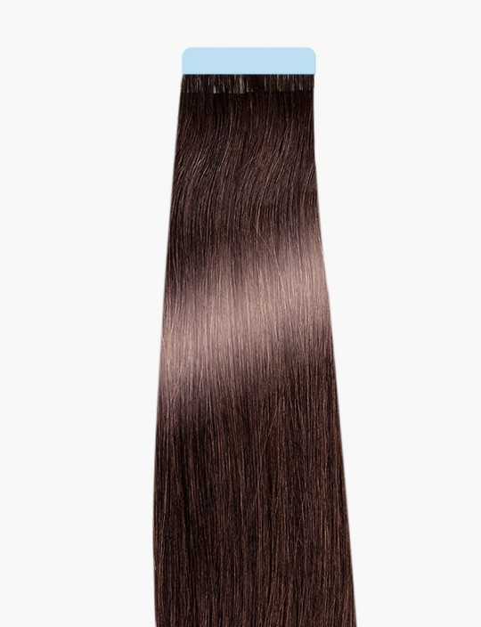 Chocolate Brown #3 Tape In