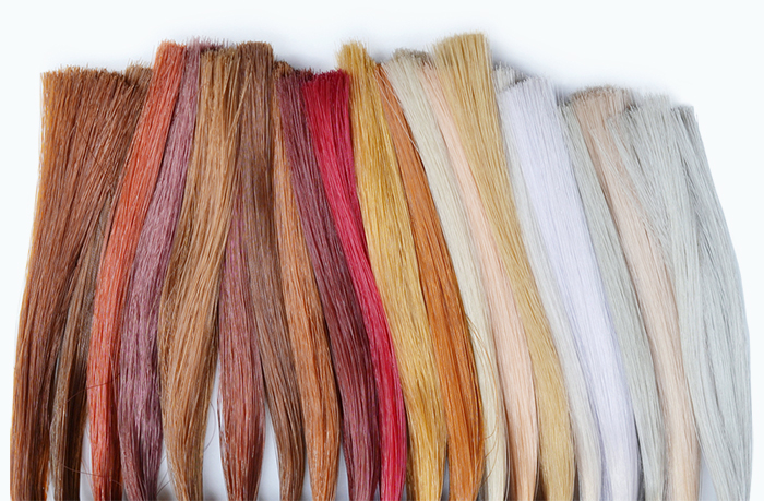 Lots of Hair Extensions Color Options