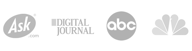 Featured In: ASK, DIGITAL JOURNAL,  ABC, NBC