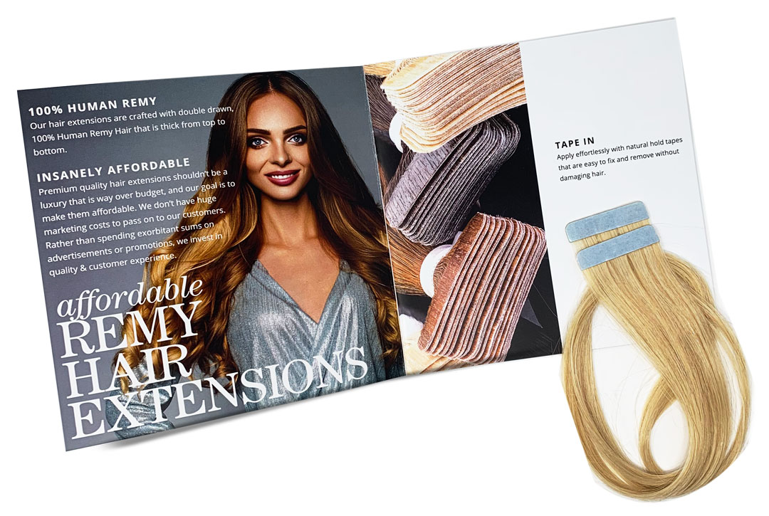 Free Hair Extensions Sample